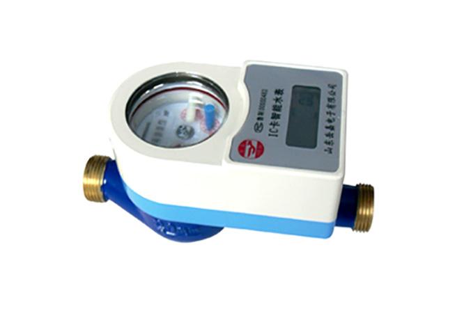 YJLX型IC卡冷水水表(阶梯水价型)